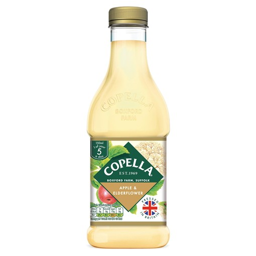 Picture of Copella Apple & Elderflower Juice 900ml