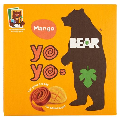 Picture of BEAR Yoyos Mango 5 x 20g