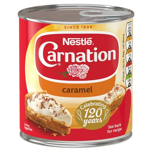 Picture of Carnation Caramel 397g