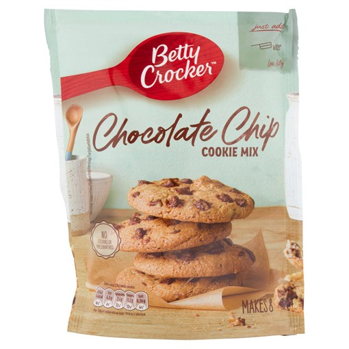 Picture of Betty Crocker Chocolate Chip Cookie Mix 200g