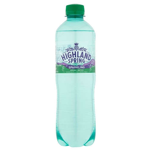 Picture of Highland Spring Sparkling Spring Water 500ml