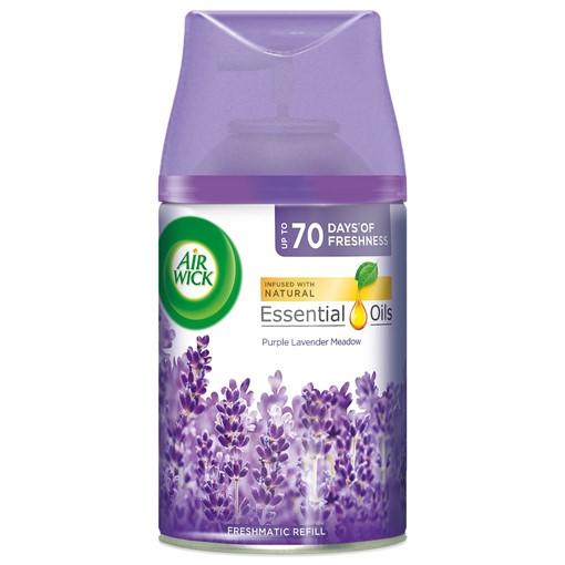 Picture of Air Wick Freshmatic Max Refill Automatic Spray Purple Lavender Meadow 250ml