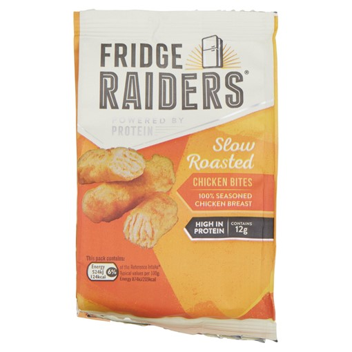 Picture of Fridge Raiders Slow Roasted Chicken Bites 60g