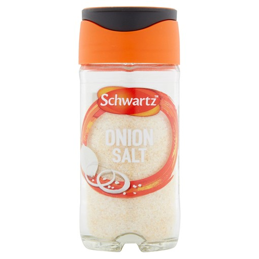 Picture of Schwartz Onion Salt-jar 65G