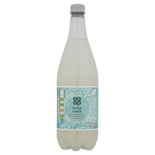 Picture of Co-op Bitter Lemon 1 Litre