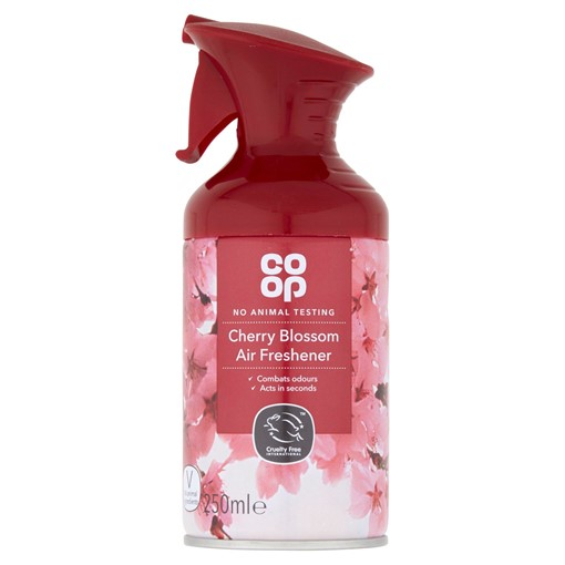 Picture of Co-op Cherry Blossom Air Freshener 250ml