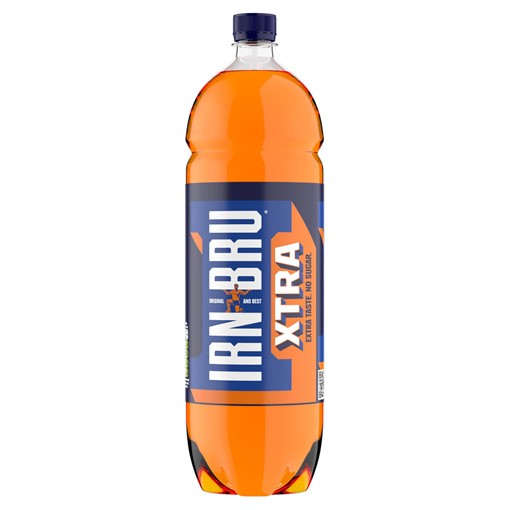 Picture of IRN-BRU Xtra 2 Litre Bottle