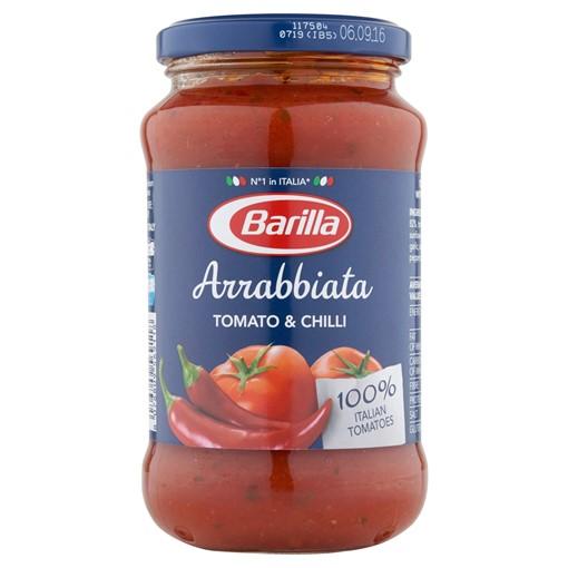 Picture of Barilla Arrabbiata Tomato & Chilli Pasta Sauce 400g