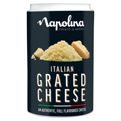 Picture of Napolina Grated Cheese 50g