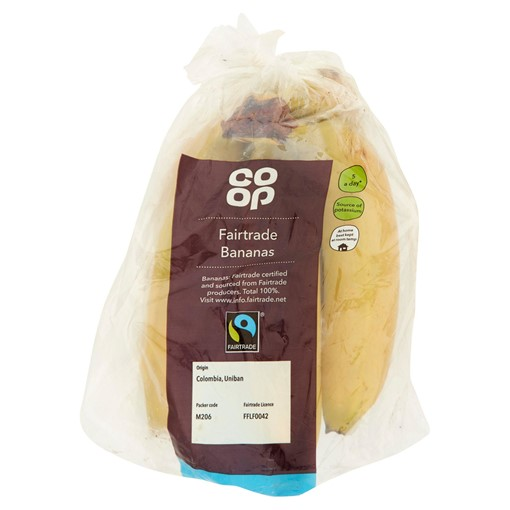 Picture of Co-op Fairtrade Bananas
