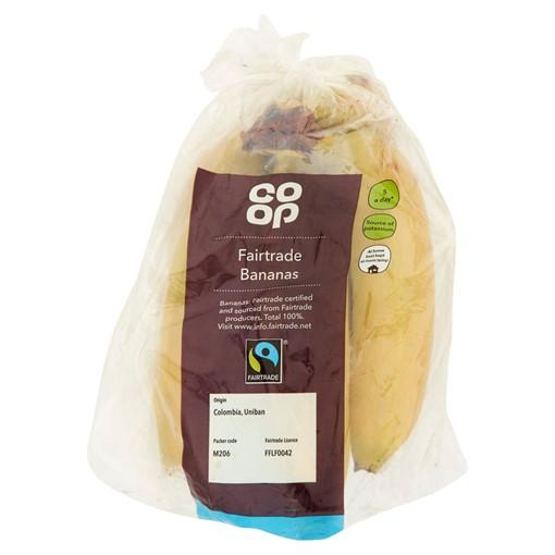 Picture of Co Op Fairtrade Bananas