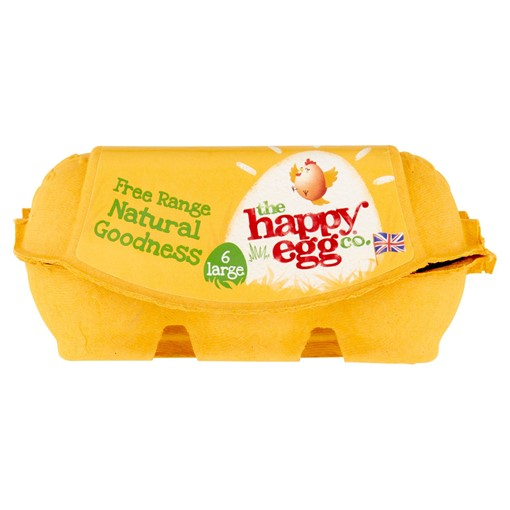 Picture of The Happy Egg Co. 6 Large