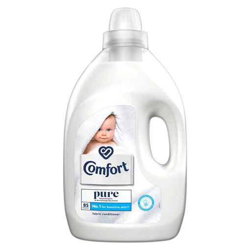 Picture of Comfort Pure Fabric Conditioner 85 washes 3 Litre