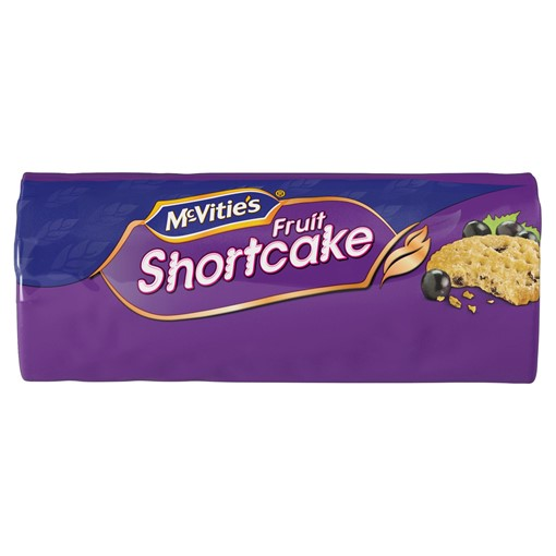 Picture of McVitie's Fruit Shortcake 200g