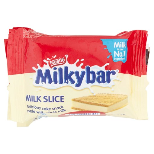 Picture of Milkybar Milk Slice 4 x 26g