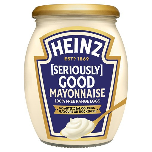 Picture of Heinz Seriously Good Mayonnaise 460g