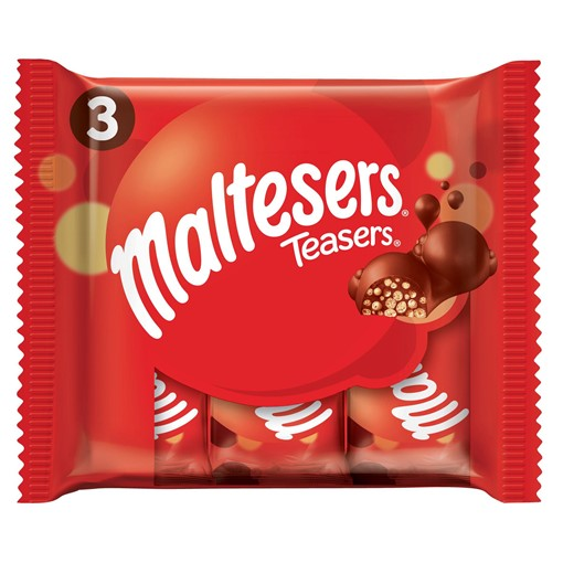 Picture of Maltesers Teasers Chocolate Multipack Bars 3 x 35g