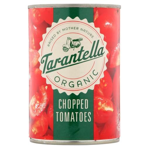 Picture of Tarantella Organic Chopped Tomatoes 400g
