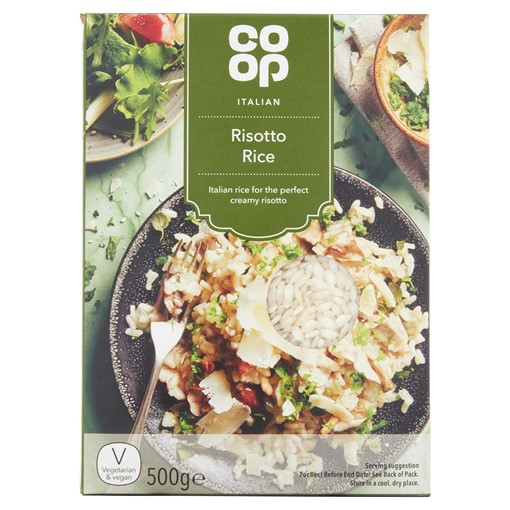 Picture of Co Op Italian Risotto Rice 500g