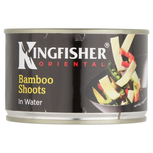 Picture of Kingfisher Oriental Sliced Bamboo Shoots in Water 225g