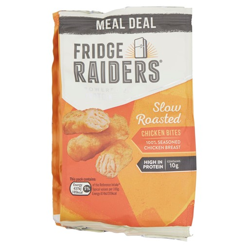 Picture of Fridge Raiders Slow Roasted Chicken Bites Meal Deal 50g