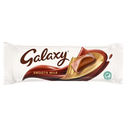 Picture of Galaxy Smooth Milk Chocolate Bar 42g