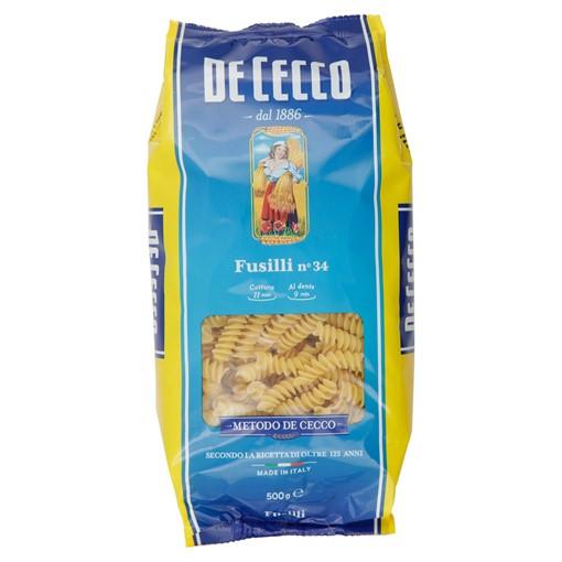 Picture of De Cecco Fusilli 500g