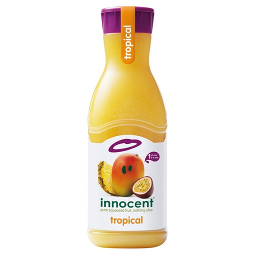 Picture of innocent tropical juice 900ml