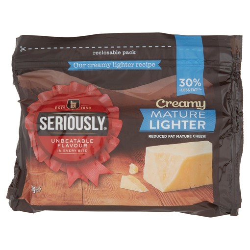 Picture of Seriously Creamy Mature Lighter 300g