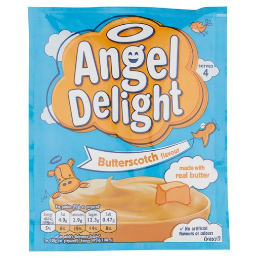 Picture of Angel Delight Butterscotch Flavour Dessert 59g