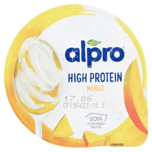 Picture of Alpro Greek Style Mango Yoghurt Alternative 150g