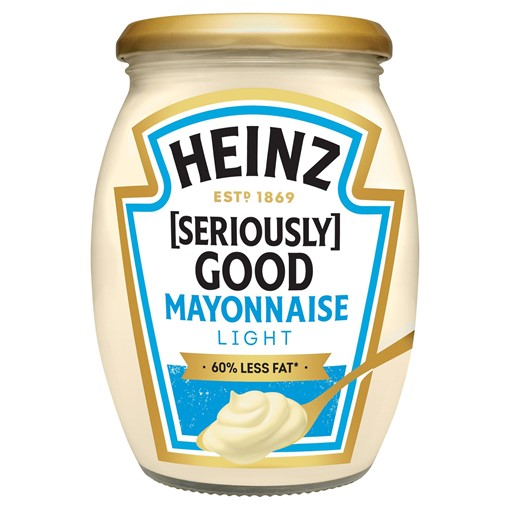 Picture of Heinz Seriously Good Light Mayonnaise 490g