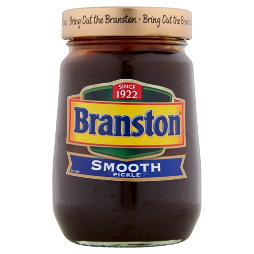 Picture of Branston Smooth Pickle 370g