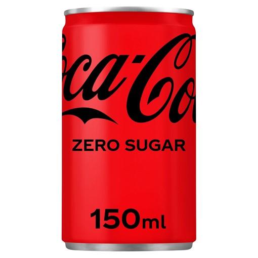 Picture of Coca-Cola Zero Sugar 150ml