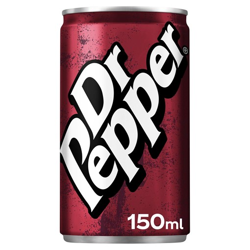 Picture of Dr Pepper 150ml