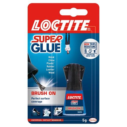 Picture of Loctite Super Glue Liquid Brush On 5g