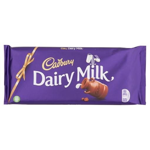 Picture of Cadbury Dairy Milk Chocolate Bar 360g
