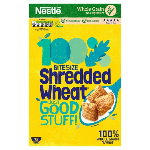 Picture of Shredded Wheat Bitesize Cereal 500g