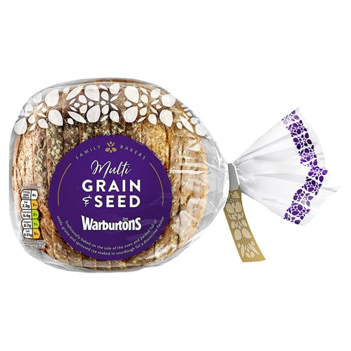 Picture of Warburtons Speciality Multi Grain and Seed Bread 400g