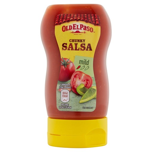 Picture of Old El Paso Chunky Salsa 238g