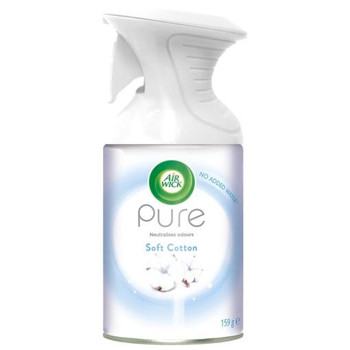 Picture of Air Wick Pure Aerosol Soft Cotton 250ml