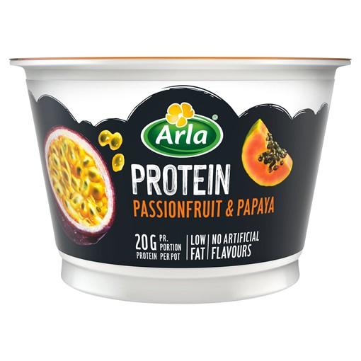 Picture of Arla Protein Passionfruit & Papaya Yogurt 200g