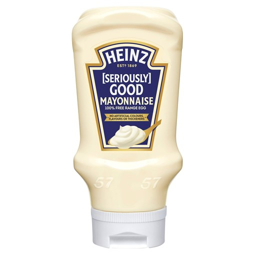 Picture of Heinz Seriously Good Mayonnaise 395g
