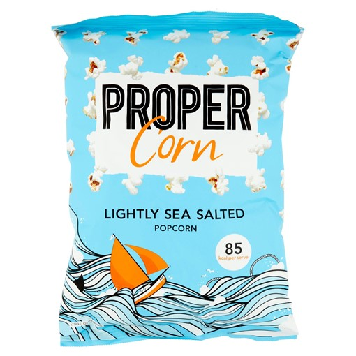 Picture of PROPERCORN Lightly Sea Salted Popcorn 70g