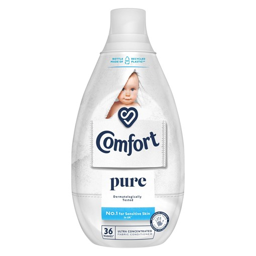 Picture of Comfort Pure Ultra-Concentrated Fabric Conditioner 36 Wash 540 ml