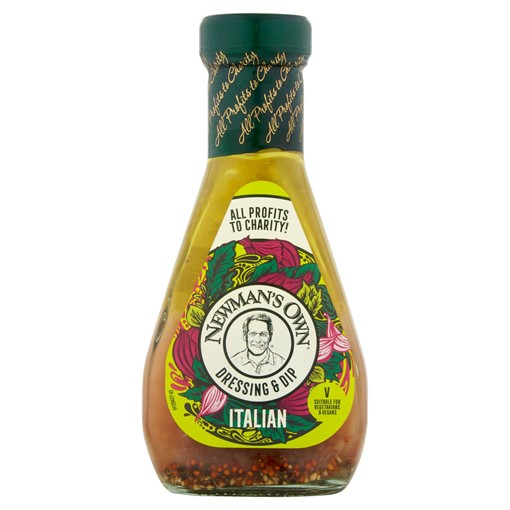 Picture of Newman's Own Italian Dressing & Dip 250ml