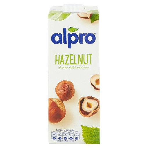 Picture of Alpro Hazelnut Long Life Drink 1L