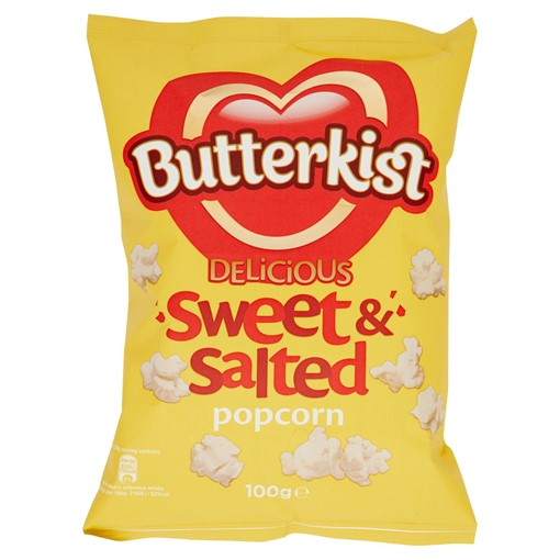 Picture of Butterkist Delicious Sweet & Salted Popcorn 100g