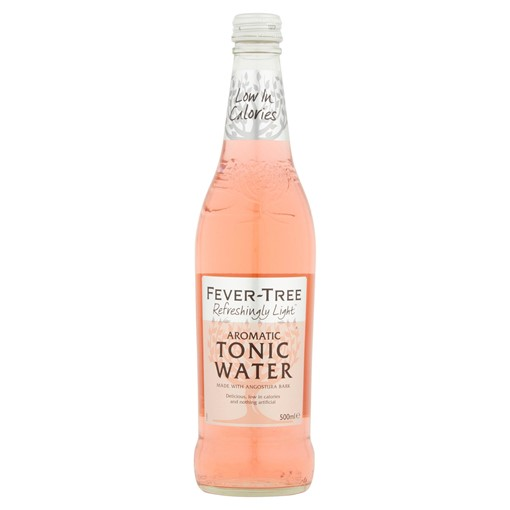 Picture of Fever-Tree Refreshingly Light Aromatic Tonic Water 500ml