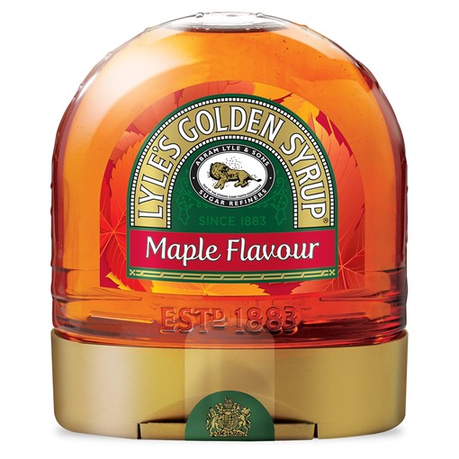 Picture of Lyle's Golden Syrup Maple Flavour 340g